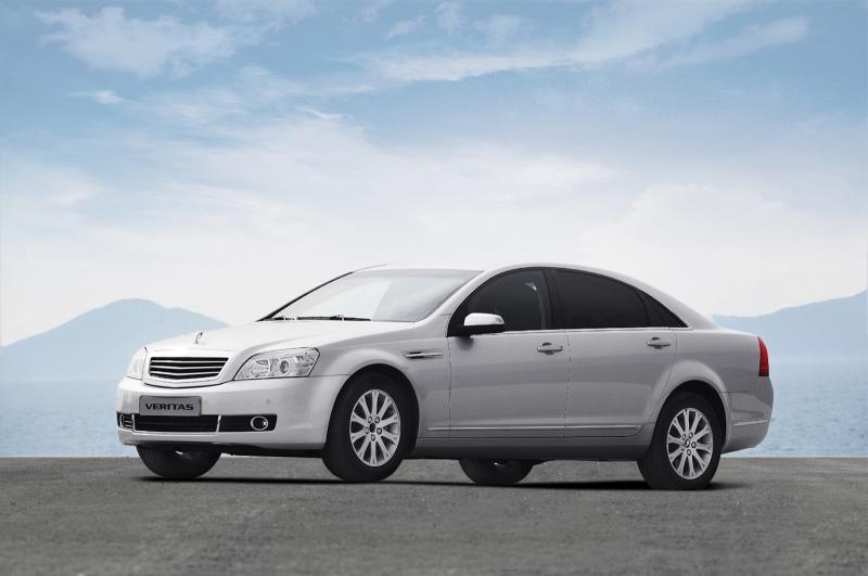 GM Daewoo Veritas 2008