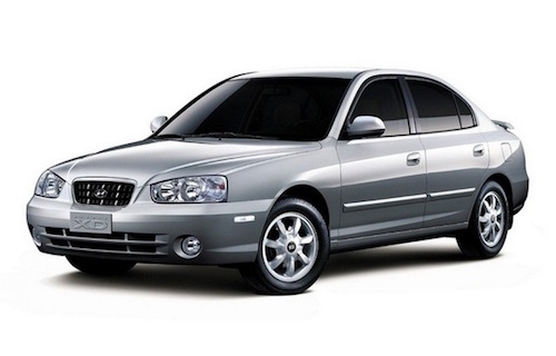 Hyundai-Avante-XD