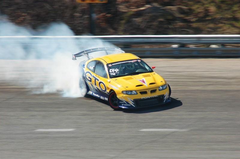 Pontiac GTO Drift Car- Rhys Millen