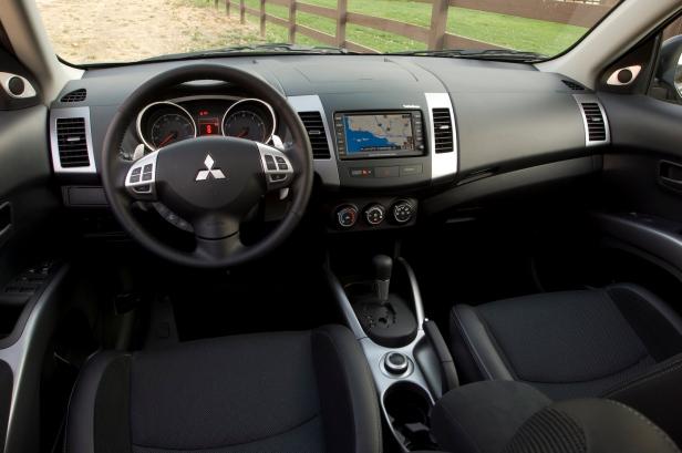 2008 Mitsubishi Outlander SE