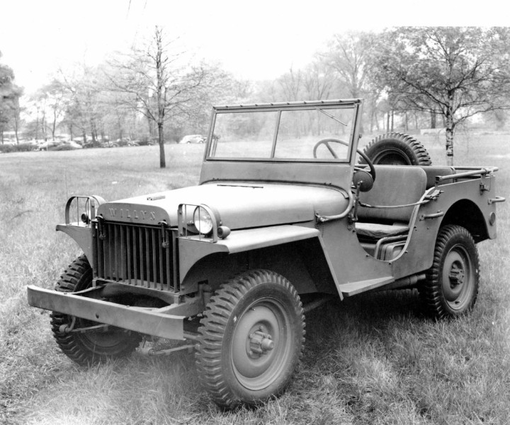 1941 Jeep Willys MA