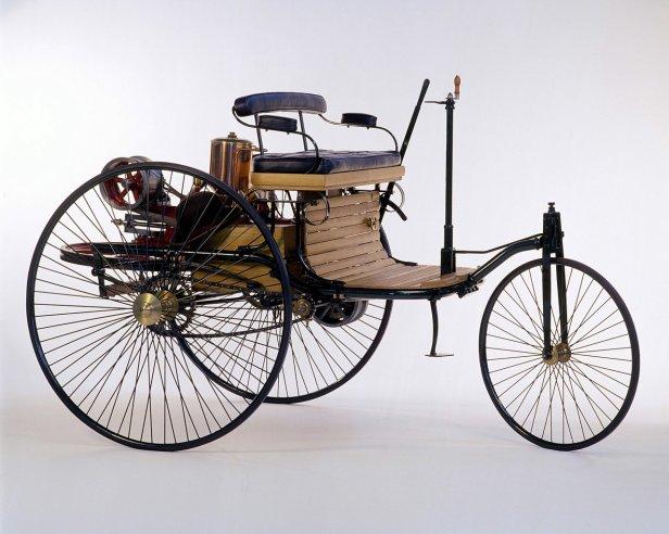 1886-Benz-Patent-Motorwagen