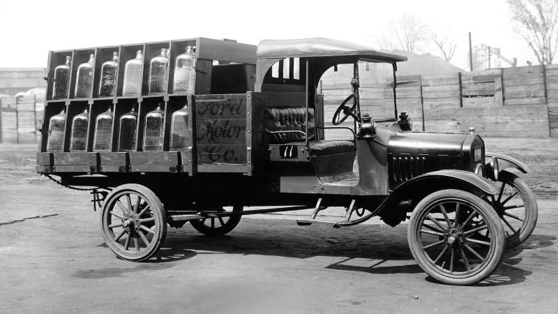 1924 Model T Truck