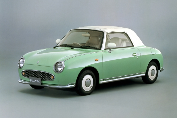 1991-Nissan_Figaro_1
