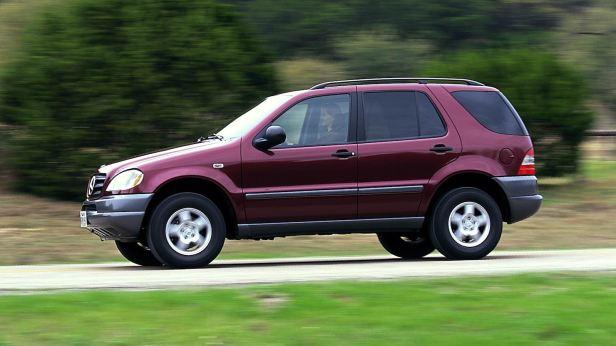 1998-MercedesBenz_M-Class-1