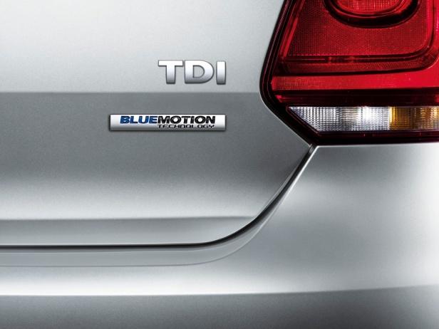 Volkswagen Polo mit BlueMotion Technology